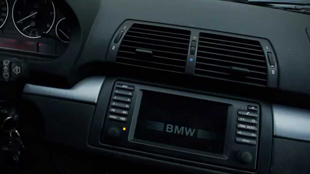 bmw x5 e53 2006 usb interface anschluss anleitung in cd. Black Bedroom Furniture Sets. Home Design Ideas