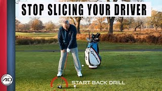 Golf - Stop Slicing Your Driver
