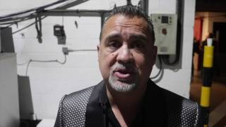 ROBERT DIAZ REACTS TO JORGE LINARES DEFEATING ANTHONY CROLLA IN REMATCH & TALKS MIKEY GARCIA