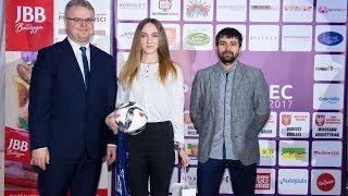 Sportowiec Roku 2017. Nagrody dla piłkarki i piłkarza