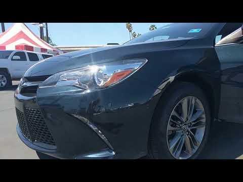 2016 Toyota Camry Riverside, Moreno Valley, Corona, Jurupa Valley, San  Bernadino, CA 00170164