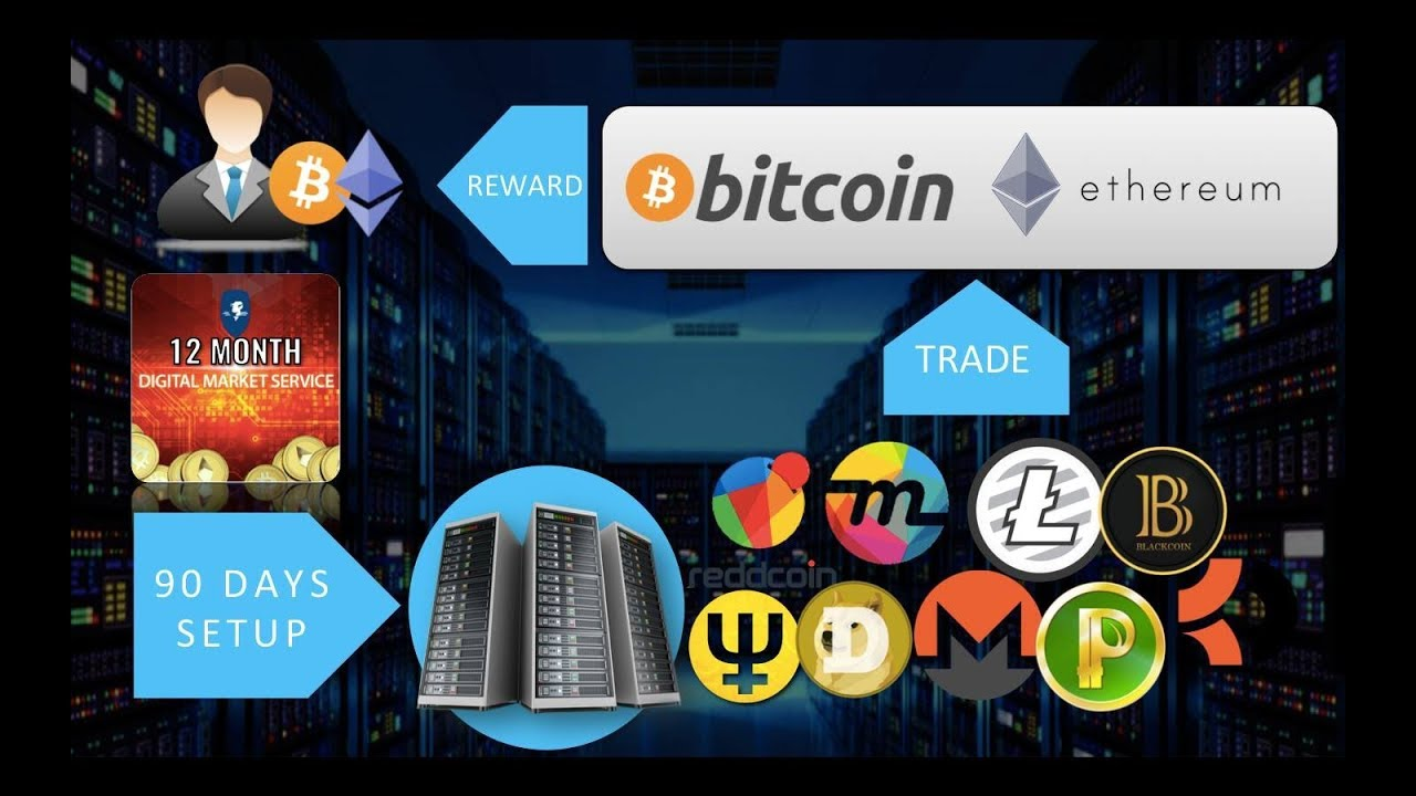 Bitcoin Mining Hosting Service How Much Can Ethereum Be