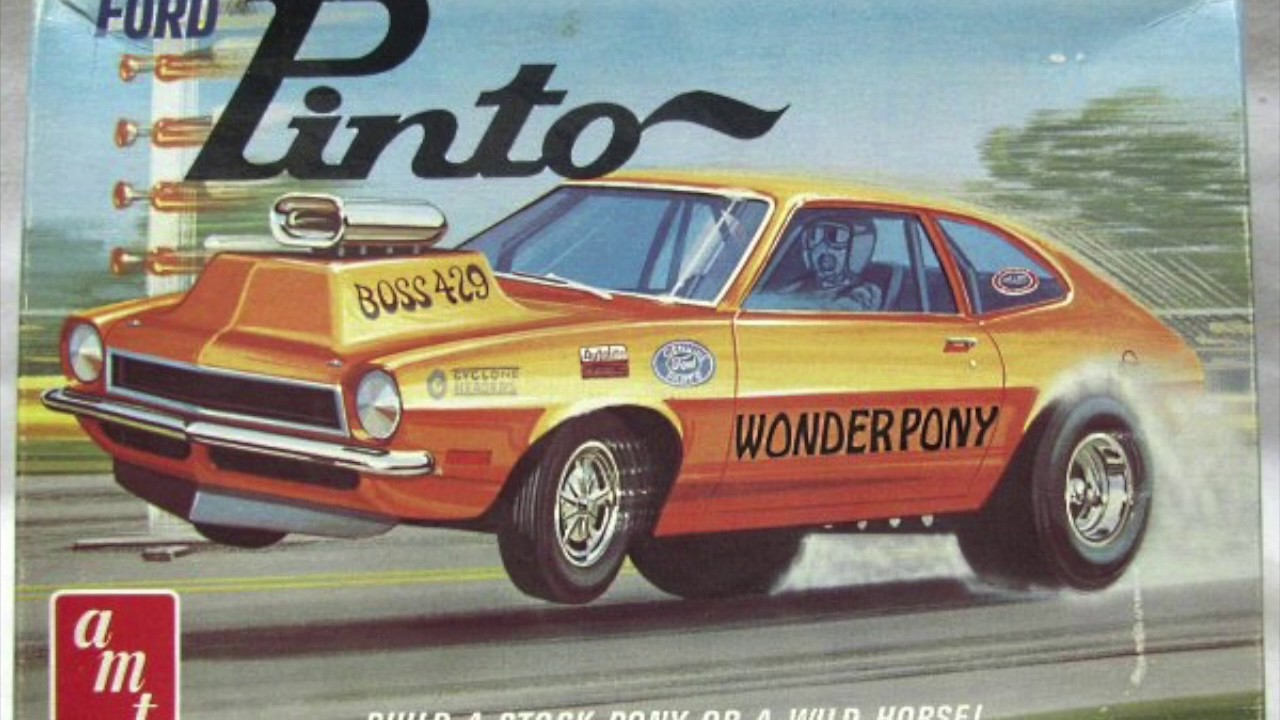 Ford Pinto Disaster 2017 Engineering Project Youtube
