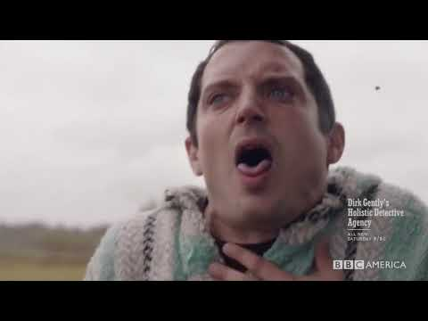 Dirk Gently's Holistic Detective Agency S02E01 - Space Rabbit
