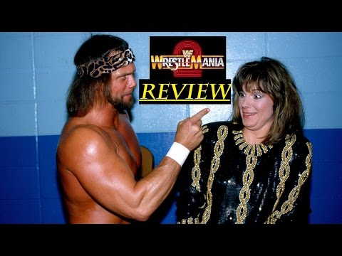 Wrestlemania 2 Review