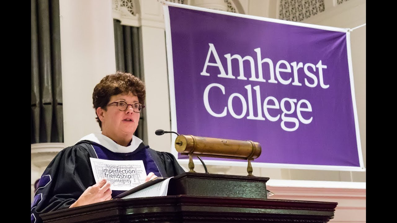 dating at amherst college