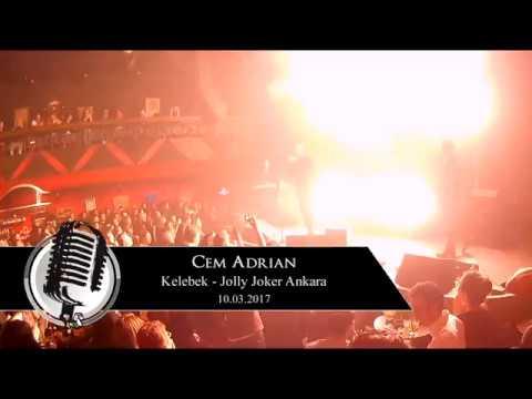 Cem Adrian - Kelebek (Live)