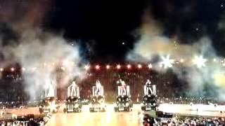 2012倫敦奧運閉幕辣妹合唱團精彩演唱宣蕙分享