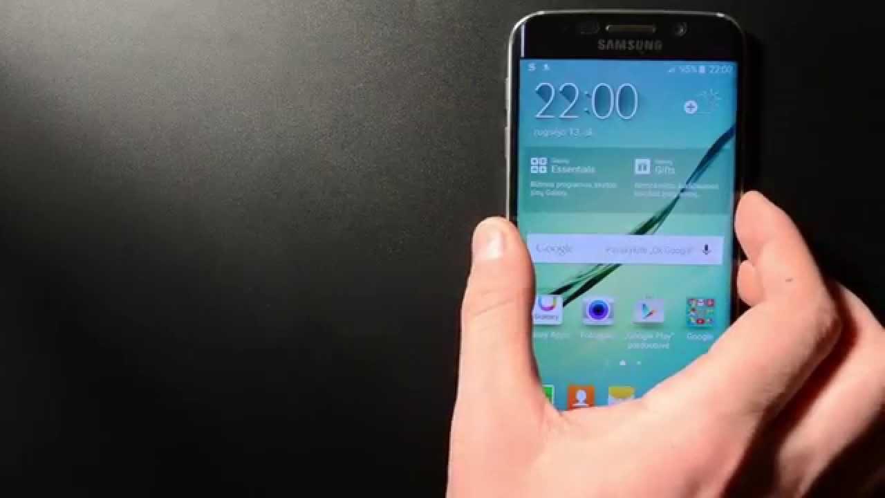 Прошивка для Samsung Galaxy S6 G920