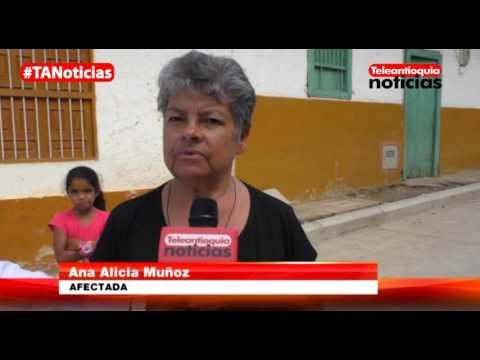 En Cañasgordas Algunas Viviendas Están A Punto De Colapsar | Teleantioquia Noticias
