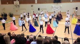 Wanhojen tanssit Orivesi 2017 / Loppushow