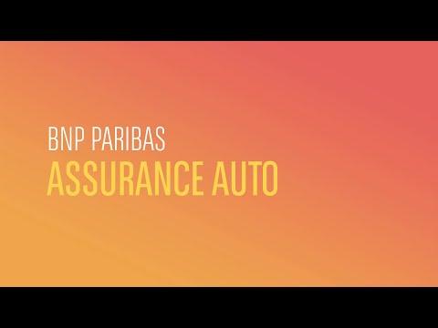 Découvrez l'Assurance Auto BNP Paribas