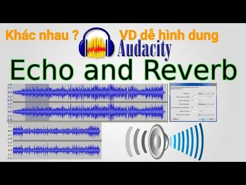 Echo vs Revert là gì ? Khác nhau ? Ai nên dùng ? Hát Reverb mới ngon ?