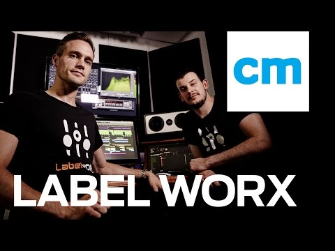Stem mixing masterclass with Label Worx - Part 1 of 2