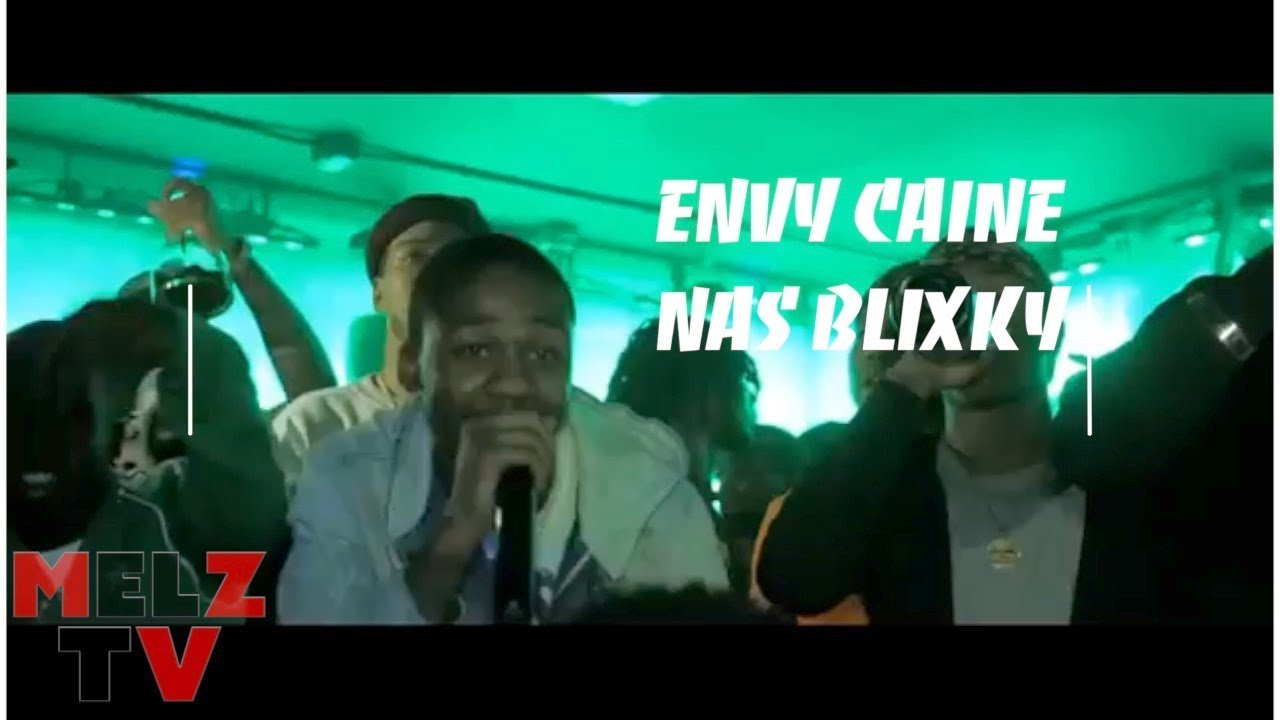 Download Nas Blixky Envy Caine Performance From Ct