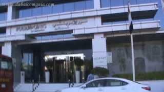 Saída do Hotel Four Points By Sheraton 4 estrelas em Dubai