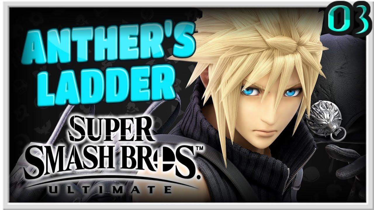 Anther Ladder super smash bros. ultimate   anther's ladder - vs. doctorkayh [03]