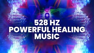 528 Hz Powerful Healing Music | Physical & emotional Healing | Wholebody Cell Repair, Binaural Beats