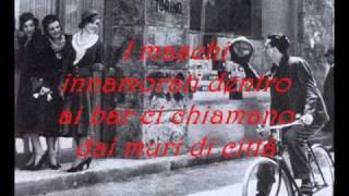 Gianna Nannini - I maschi (testo)