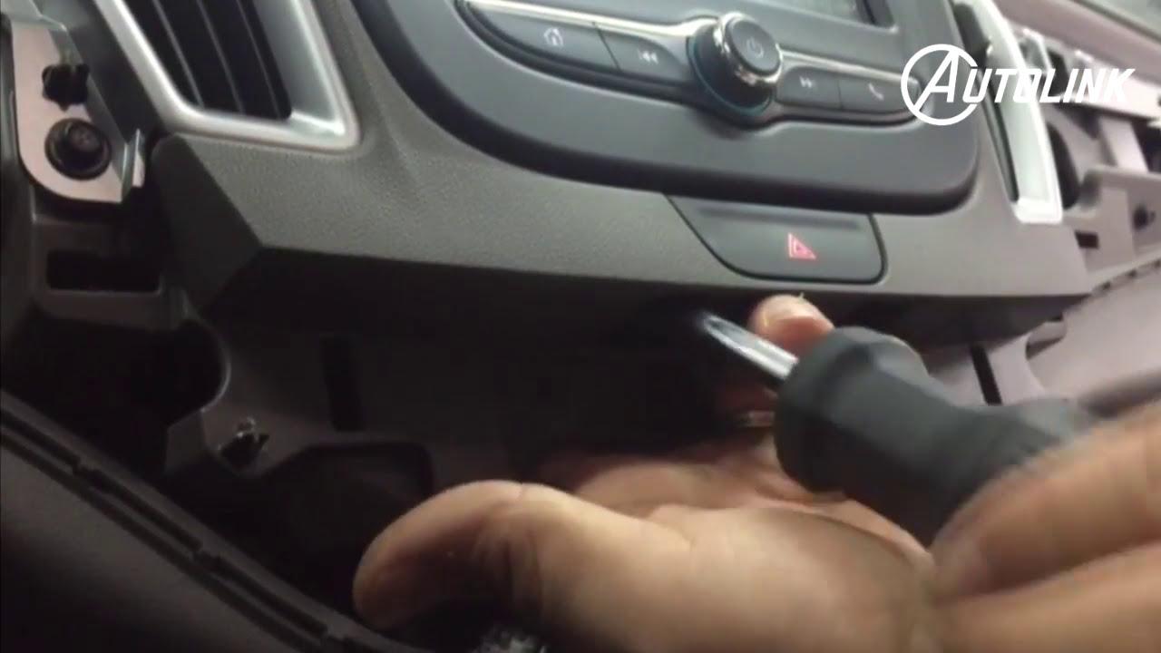 remove chevy  malibu trax cruze oem ioa radio