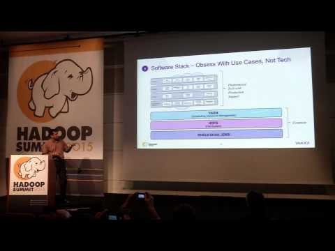 Hadoop Summit Brussels 2015: Architecting a Scalable Hadoop Platform - Top 10 Considerations