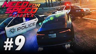 Need for Speed PAYBACK - Walkthrough - Part 9: THE BOSS