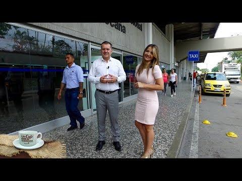 Un Café con el Gobernador desde el Aeropuerto Internacional Matecaña