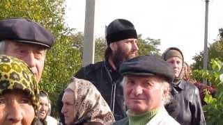 SOCANT! Adeptii bisericii ortodoxe au sabotat o evanghelizare in aer liber!