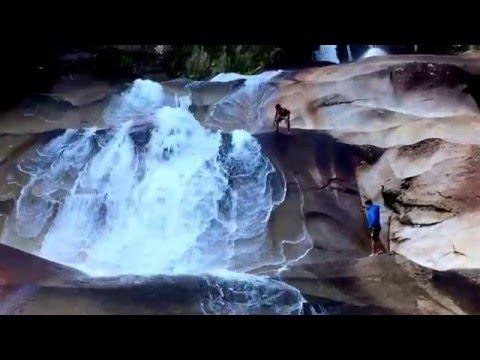 Toboganes de Cochamo HD febrero 2016