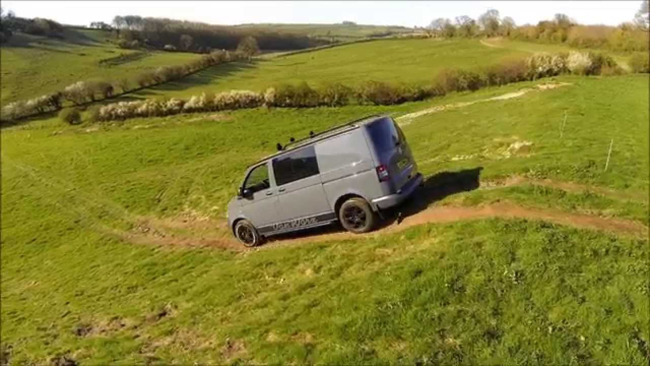Vw T5 4motion Vanworx Custom Built A Little Off Road Work