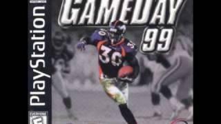 NFL Gameday 99 intro theme