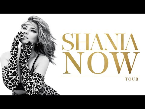 Shania Twain - I Feel Like A Woman (LIVE, Shania Now Tour 2018)