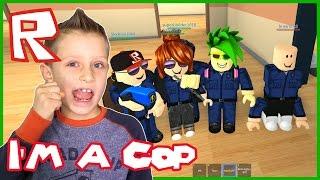 I am A Cop / Roblox Prison Life