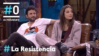 LA RESISTENCIA - Entrevista a Delaporte   #LaResistencia 20.02.2019