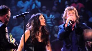 U2 with Mick Jagger & Fergie: Gimme Shelter - Live from Madison Square Garden (2009)