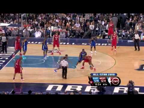 East vs West Nba 2010 All Star Game Game-Recap [HD]