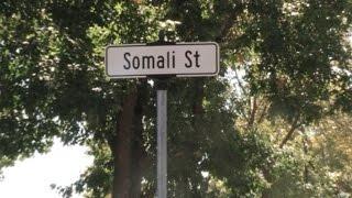 The small Mogadishu of  Minnesota, USA