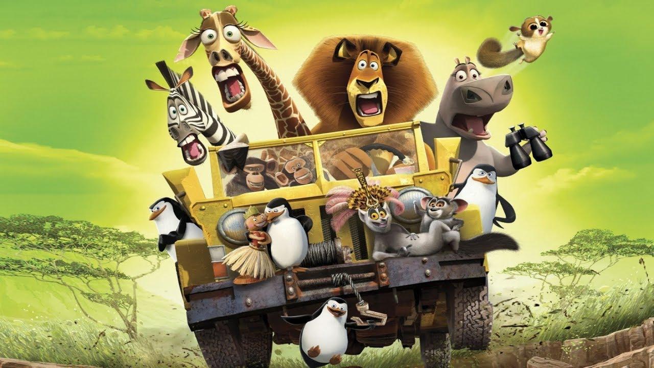 Download Madagascar Escape : 2 Africa Full All Cinematic Cutscene Game Movie