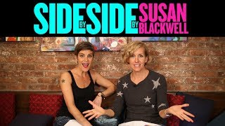 SIDE BY SIDE BY SUSAN BLACKWELL: Jenn Colella of COME FROM AWAY
