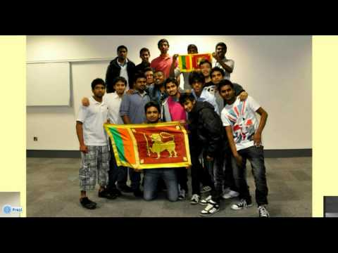 KINGSTON UNIVERSITY SRI LANKAN SOCIETY
