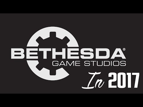 Why I Think Bethesda Game Studios Will Release A Game In 2017