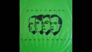 """Kraftwerk - Computerwelt 12"""""""