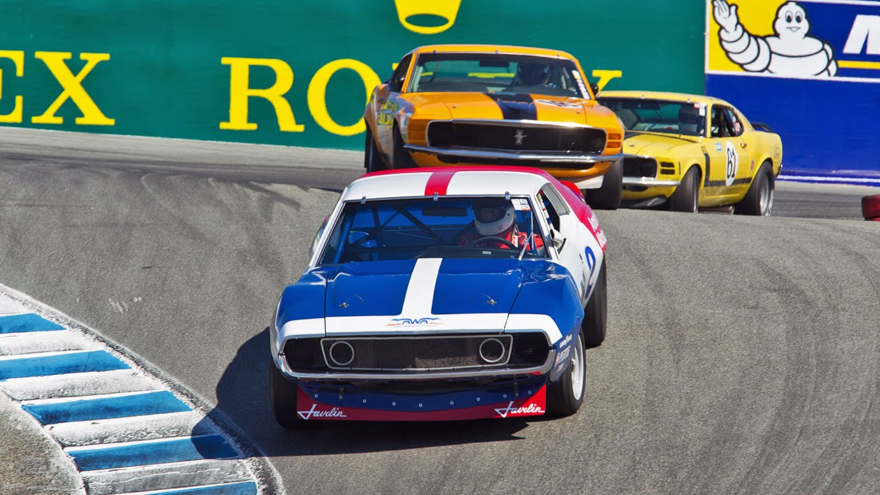 Live 8 20 21 Rolex Monterey Motorsports Reunion On The Motor