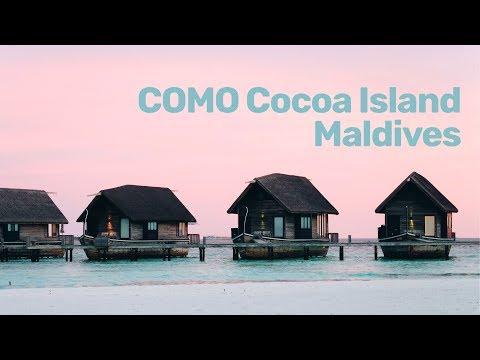 Maldives COMO Cocoa Island - Luxury Hotel Resort in the Maldives