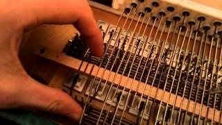 Shuyskaya akkordeon 2, ta'mirlash qismi bosh mexanika Chaika