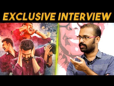 Top 17 Hero's Rejected Ratsasan Movie | Exclusive Interview With Director Ram kumar