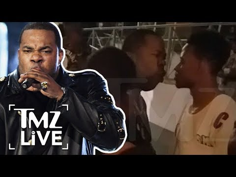 Busta Rhymes Is Hot And Angry | TMZ Live