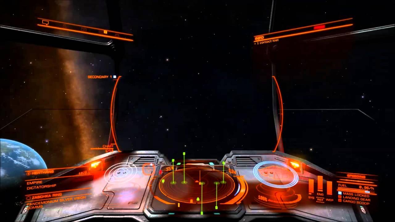 Elite Dangerous: 6.5 Million per hour trade route - only
