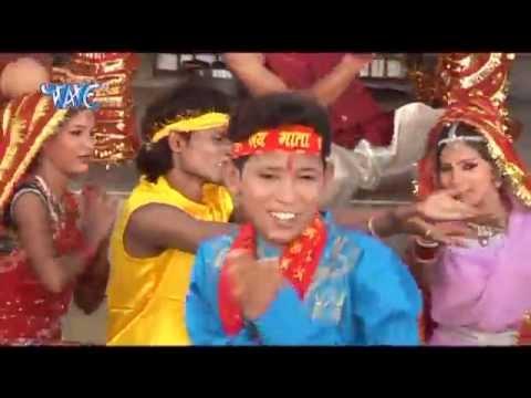 आइल बा नवरात्र देखा - Aail Ba Navratar   Shani Kumar Shaniya   Bhojpuri Mata Bhajan