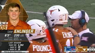 2019 - Game 1 - #10 Texas vs. Louisiana Tech